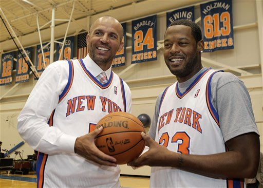 Kidd ready to mentor Lin at point with Knicks