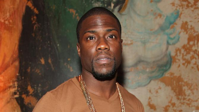 "IMAGE DISTRIBUTED FOR HENNESSY - Kevin Hart is seen at the Hennessy VS Presents ""Never Stop. Never Settle."" Super Bowl 2013, on Sunday, Feb. 4, 2013 in New Orleans. (Photo by Omar Vega/Invision for Hennessy/AP Images)"