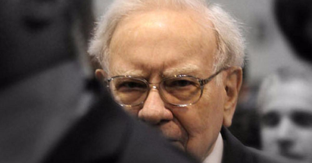 """Buffett Admits This Is A """"Real Threat"""""""