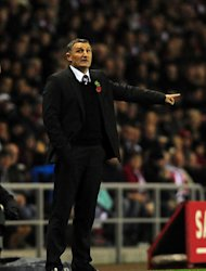 Tony Mowbray was philosophical following defeat to Bristol City