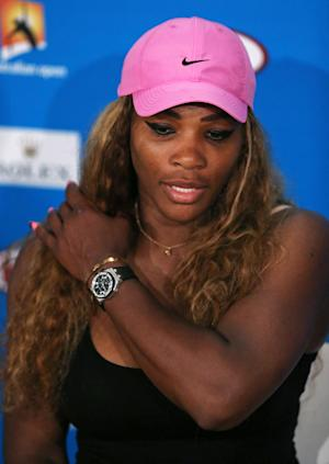 Ivanovic ends Serena Williams' long winning streak