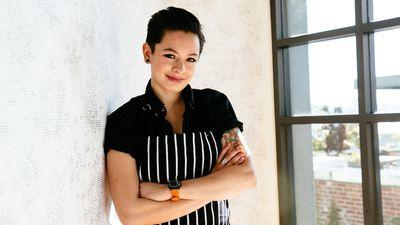 From Bagging Groceries to Restaurant Chef, Katie Gallego's Culinary Journey