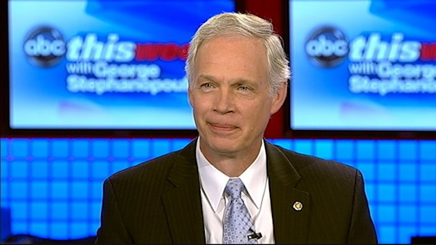 Sen. Ron Johnson: Might 'Look at' Revenue With Entitlement Reform (ABC News)
