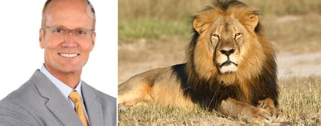Dentist who killed Cecil the lion apologizes