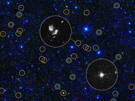 Black Hole 'Bonanza': Millions Found by NASA Space Telescope
