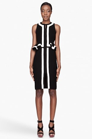 15 Graphic Black &amp; White Finds For Spring 