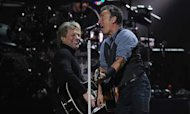 Superstorm Sandy Concert: Stars Rock New York