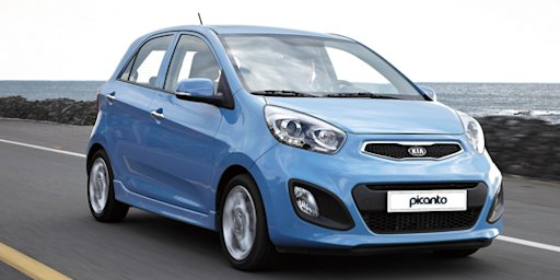 KIA Picanto City Car Favorit