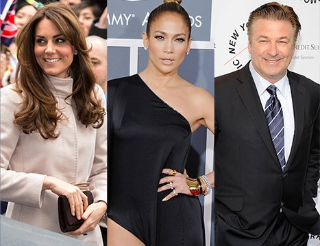 Kate Middleton's Baby Bump Bikini Pictures Violate Privacy, Jennifer Lopez Blocks Stage Crasher at Grammys: Top 5 Stories of Today