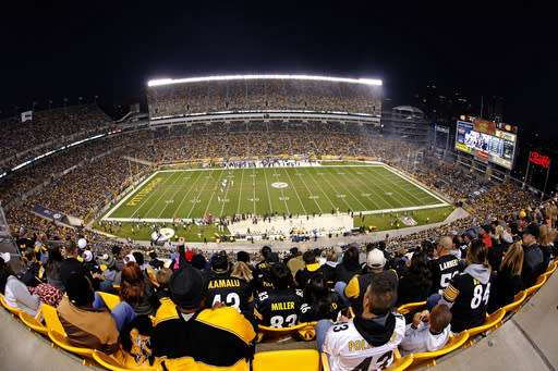 Steelers interested in hosting 2023 Super Bowl