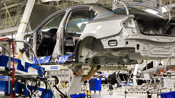 VW workers at Tennessee plant reject union