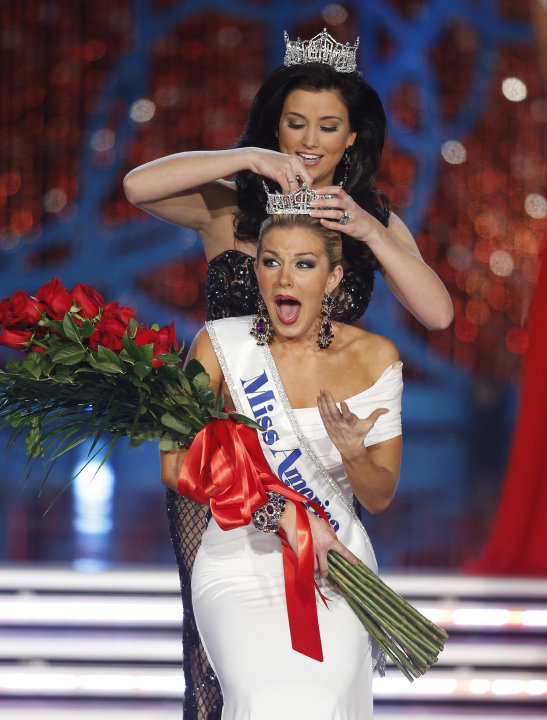Miss New York Mallory Hagan …