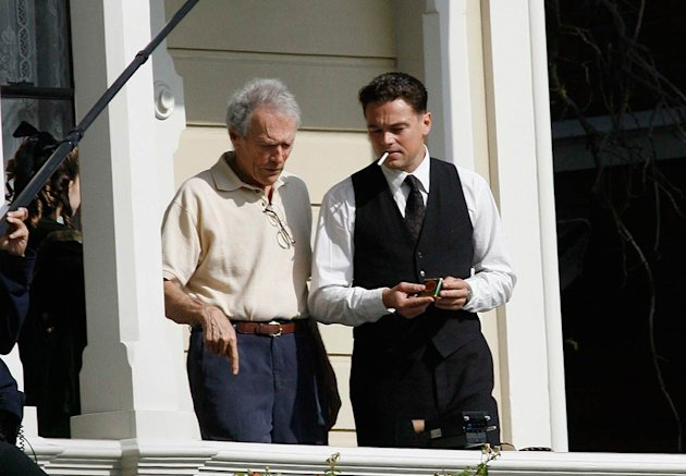 Eastwood Dicaprio J Edgar Hoover Set
