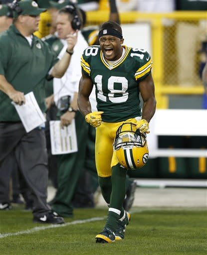 Rodgers throws late TD, Packers beat Saints 28-27