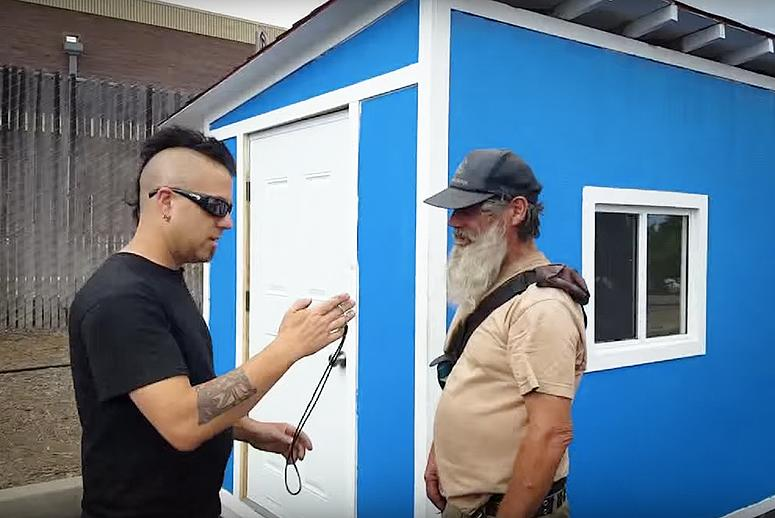Skid Row Is Packed, So Why Isn't L.A. Down With Tiny Houses for the Homeless?