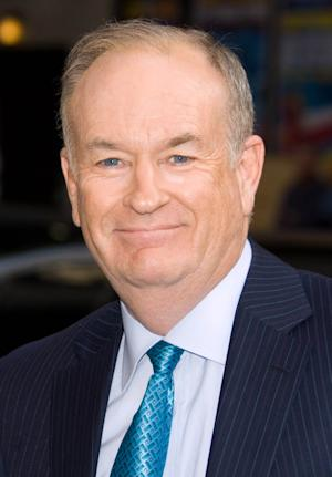 """FILE - In this Oct. 27, 2008 file photo, FOX TV show host Bill O'Reilly arrives for a taping of the """"Late Show with David Letterman,""""  in New York. O'Reilly has signed on to write two more books, including a presidential biography.(AP Photo/Charles Sykes, file)"""