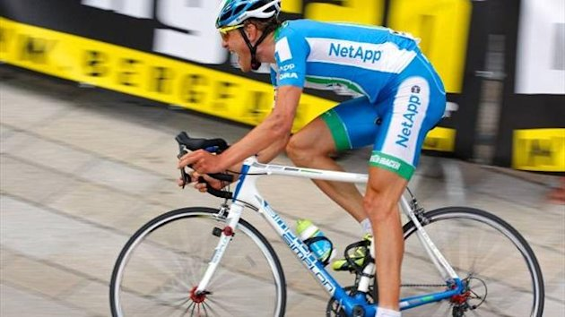 Saison 2012: Team Netapp-Endura