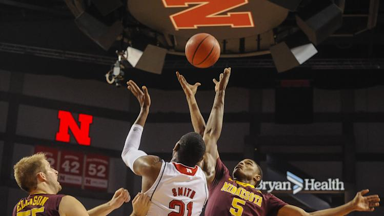 Petteway's career-high keys Nebraska's 82-78 win