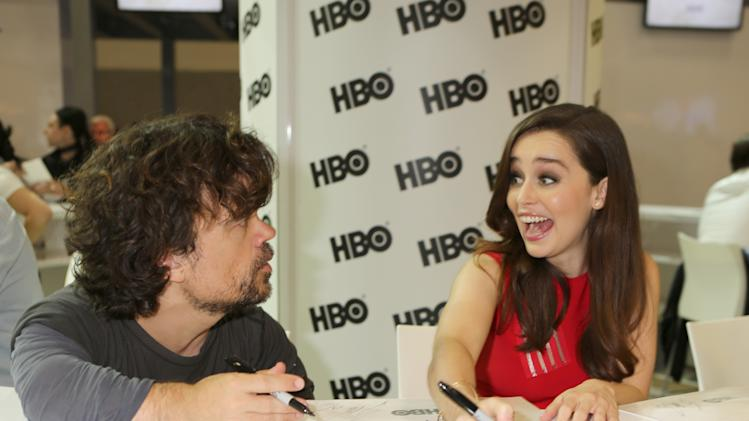 Game Of Thrones Signing