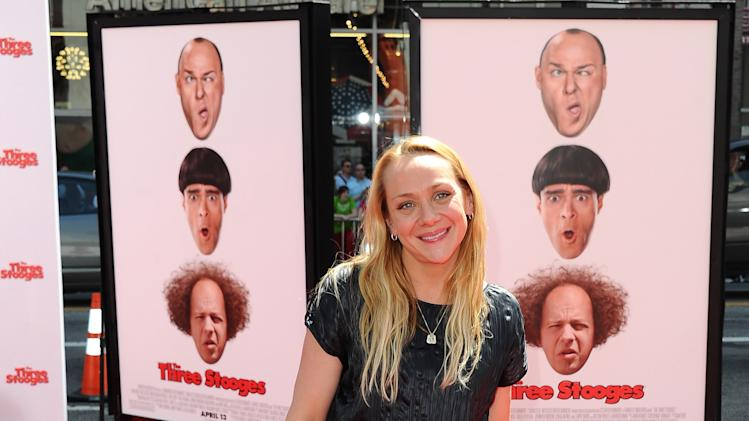 "Premiere Of Twentieth Century Fox's ""The Three Stooges"" - Arrivals"
