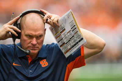 Syracuse fired its head coach, too. *Now* is LSU next?