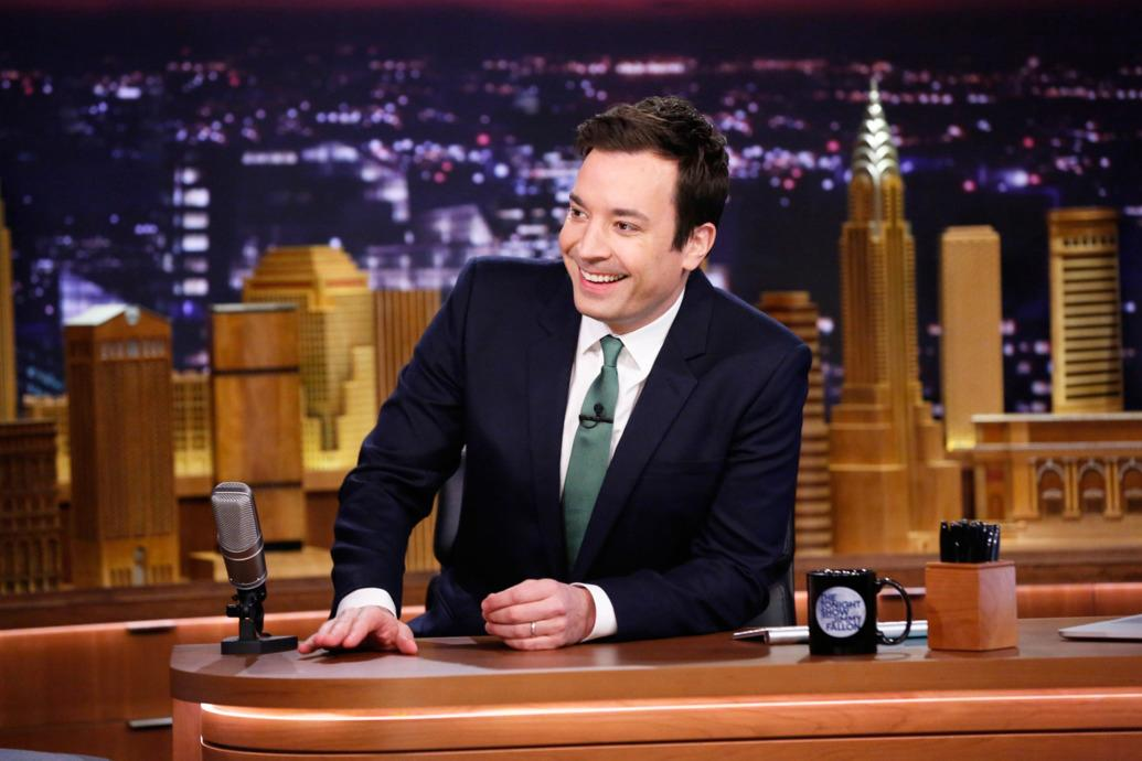 Jimmy Fallon Logs Biggest Demo Margin To Date Over Stephen Colbert
