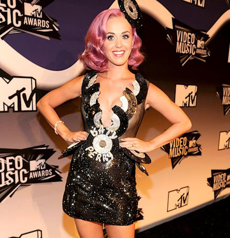 Katy Perry's Trick to Eating What She Wants and Staying Thin
