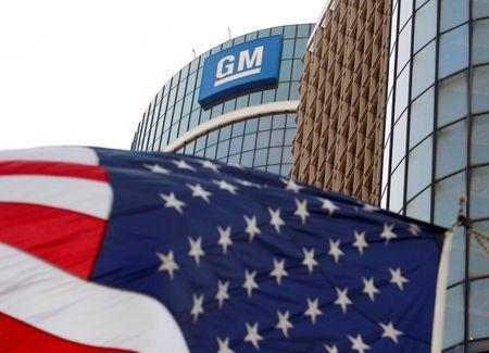GM to earn $350 million over three years from 4G technology in cars - CFO