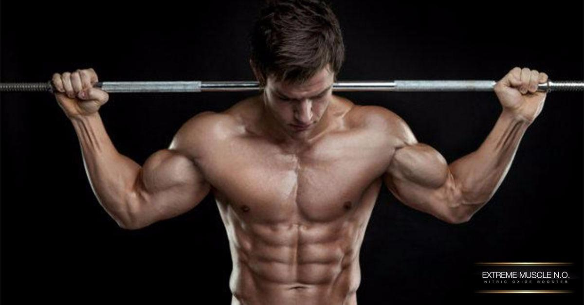 Men: Get Ripped Fast