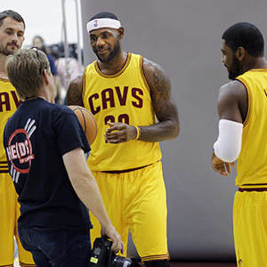 LeBron: 'I Still Have a Lot to Prove'