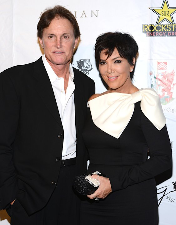 Bruce Jenner, Kris Jenner