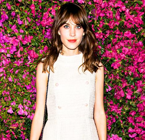 Alexa Chung on Taking Off Clothes as Teen Model: I Knew It Was Wrong