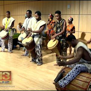 Baltimore Residents Celebrate Kwanzaa