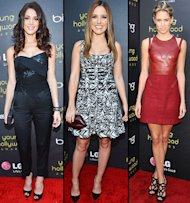 Busana Terbaik di Young Hollywood Awards 2012