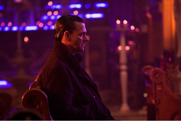 Ray Stevenson Punisher: War Zone Production Stills Lionsgate 2008