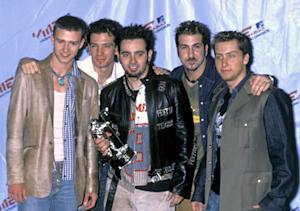 "'N Sync Expected to Perform ""Bye Bye Bye,"" Other Hits at MTV VMAs"
