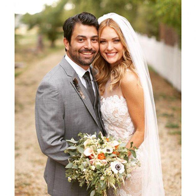 Amy Purdy Weds Daniel Gale