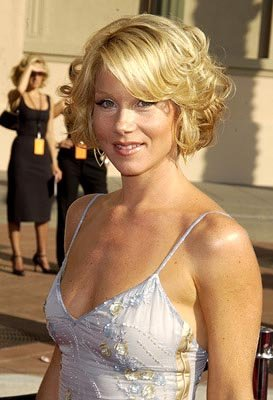 Christina Applegate Emmy Creative Arts Awards - 9/13/2003