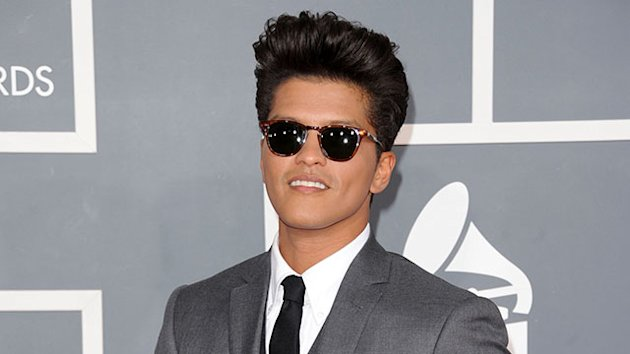 Five Things You Don't Know About Bruno Mars