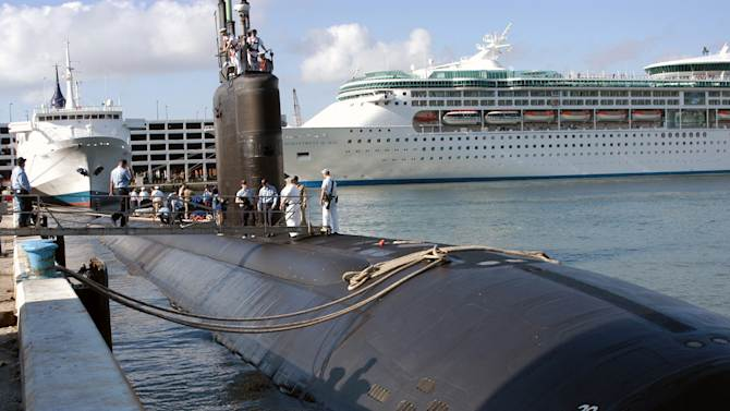 Veterans sad to see USS Miami removed from service