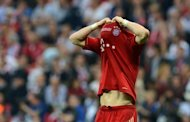 Bayern Munich midfielder Bastian Schweinsteiger reacts after missing his penalty during the shootout after the Champions League final against Chelsea in Munich on May 19. So many tournaments these days are decided by penalties that scientists now play a key role in figuring out the best way to score or save from the spot