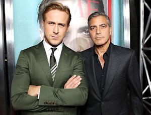 George Clooney Explains Why Ryan Gosling Skipped the Golden Globes