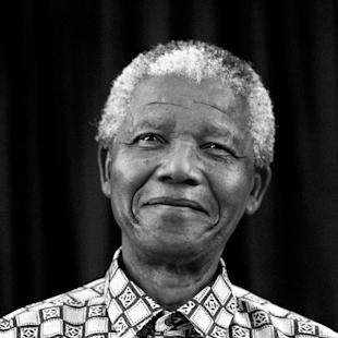 Nelson Mandela in film