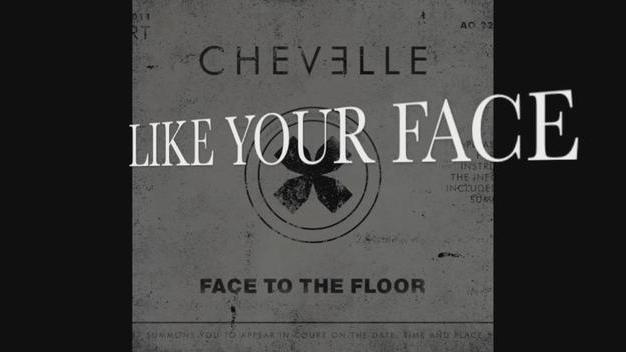 Face To The Floor (Lyric Video)