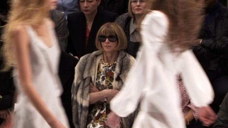 Anna Wintour The September Issue Production Stills Roadside Attractions 2009