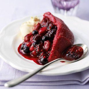 Autumn Pudding by Michel Roux: Recipes