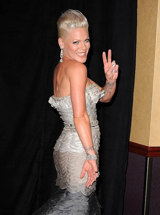 Pink Grammys