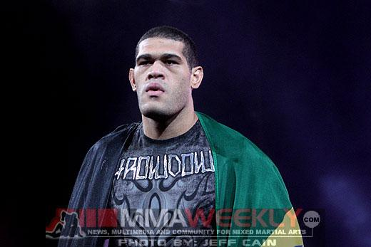 "Antonio Bigfoot Silva: ""The First Punch I Really Land, He's Going to Go Down"""