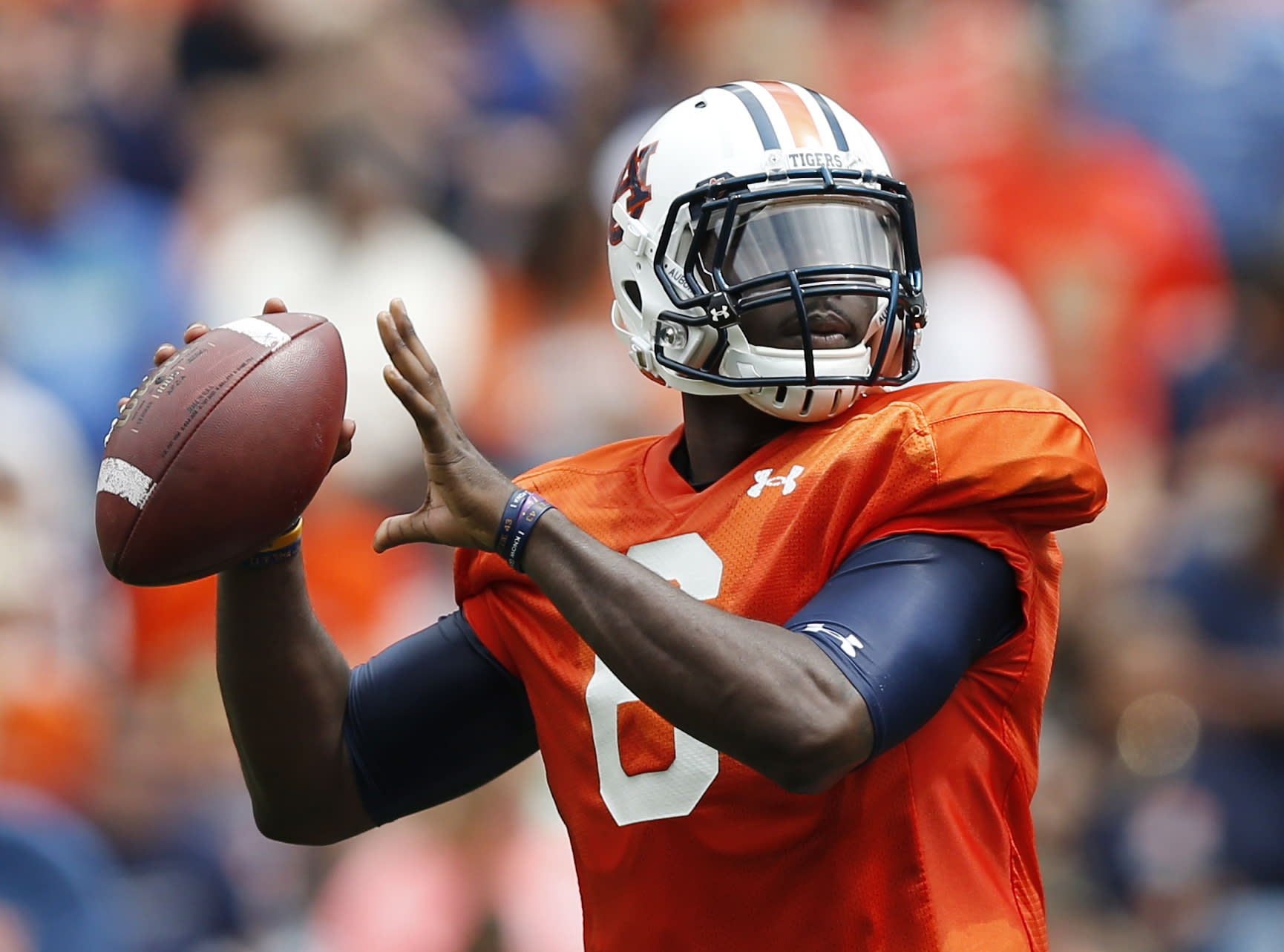 Jeremy Johnson named Auburn's starting quarterback