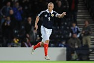 Kenny Miller aims to continue his Scotland career